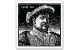 King Henry VIII Hever Footer